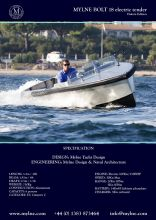 Bolt 18 Electric Boat Brochure