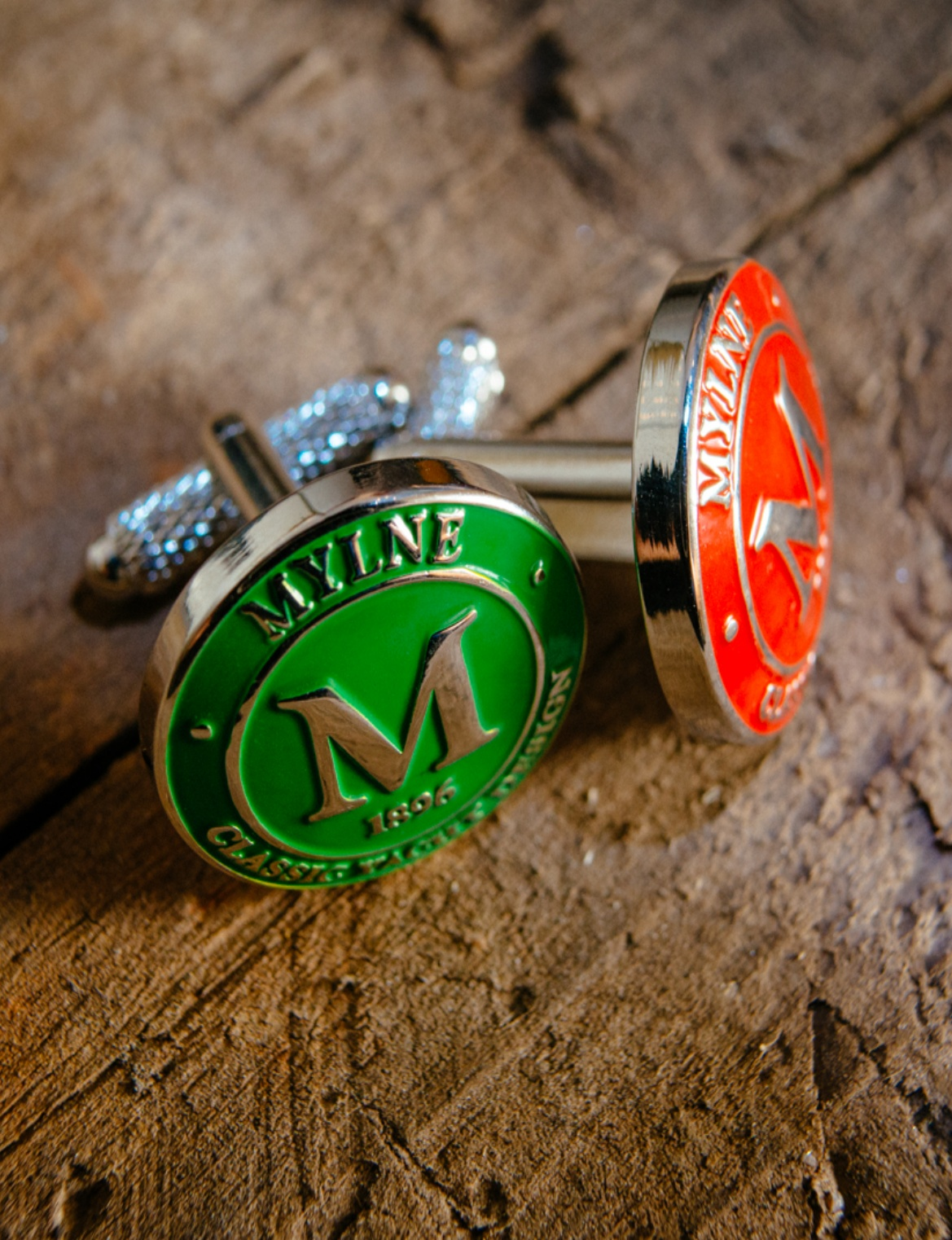 Mylne Port & Starboard Cuff Links