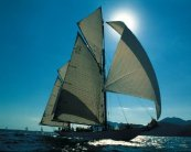 The Mylne Design Thendara 1936 Gaff Ketch
