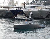 Fast Electric Boat - Bolt 18 at Monaco 2012