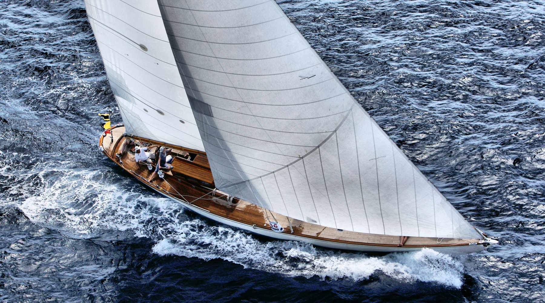 The Blue Peter, 1928 - Alfred Mylne Classic Yacht Design